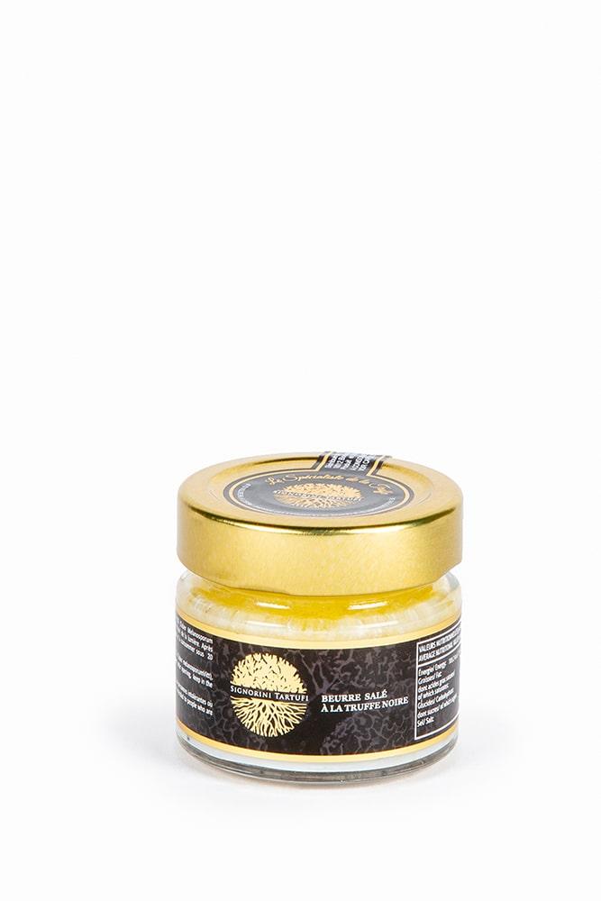 beurre truffe-truffe noire-signorini tartufi
