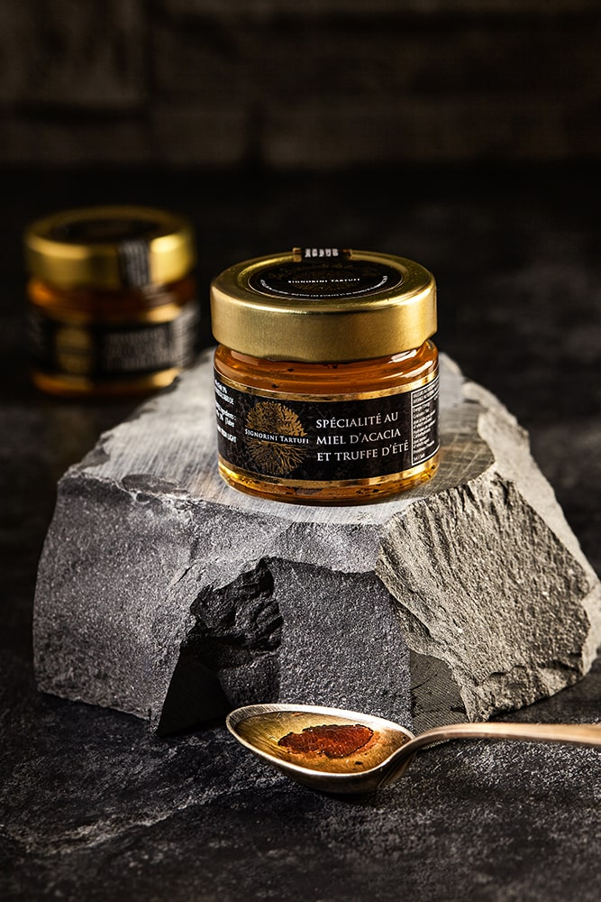 miel d acacia-truffe d ete-signorini tartufi