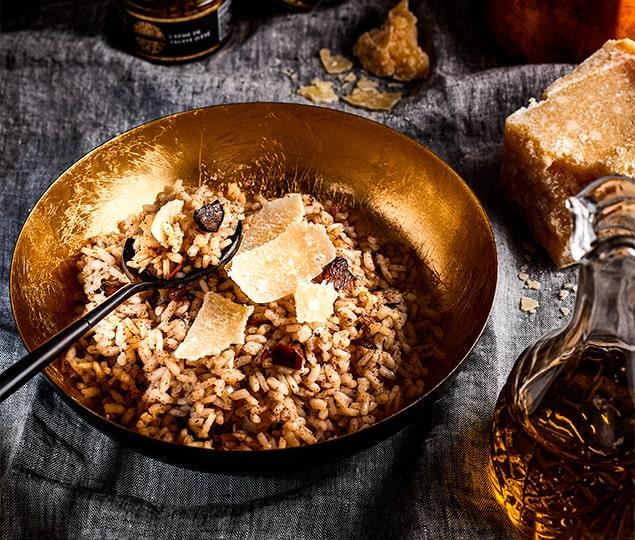 risotto de truffe