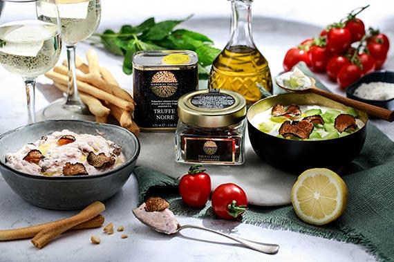 apéritif grecque signorini tartufi
