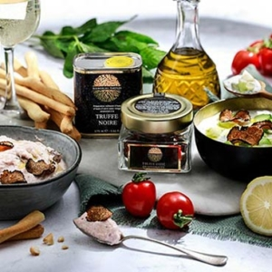 apéritif grecque à la truffe