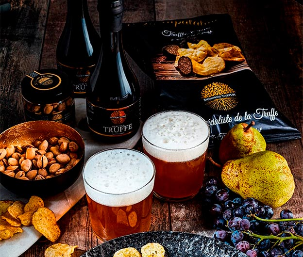 categories de produit signorini tartufi aperitif