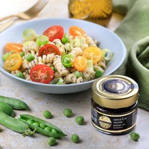 Salade de pates à la truffe signorini